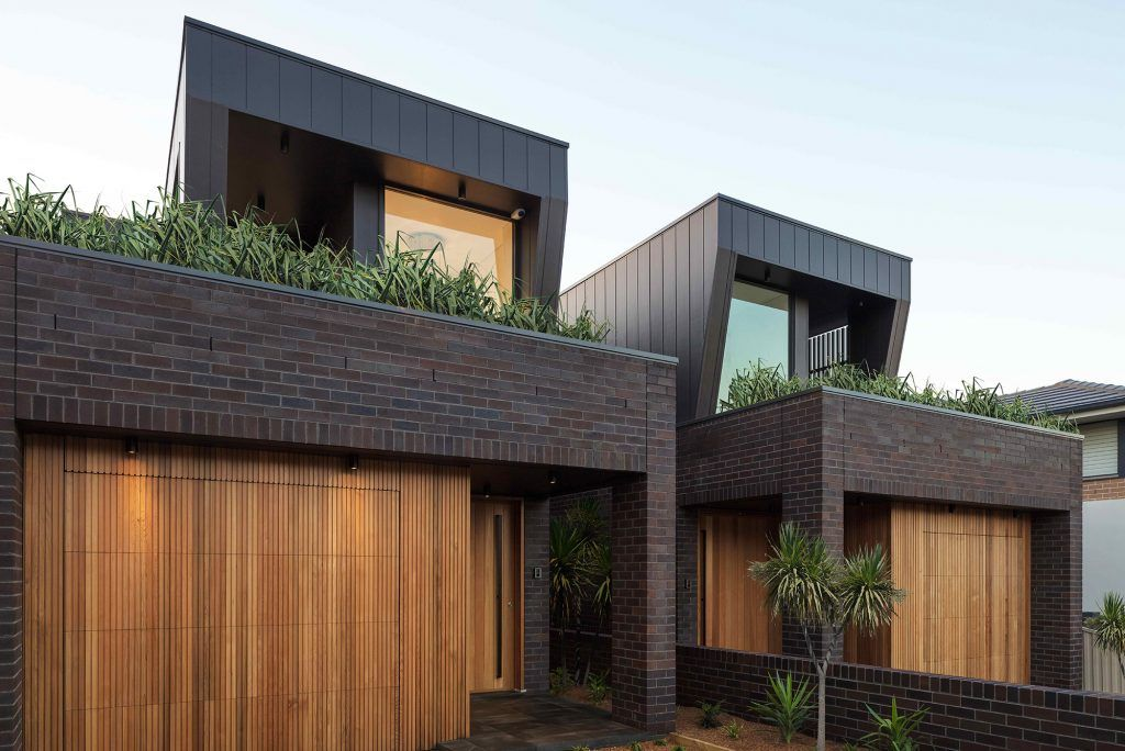 Duplex, Townhouse & Design