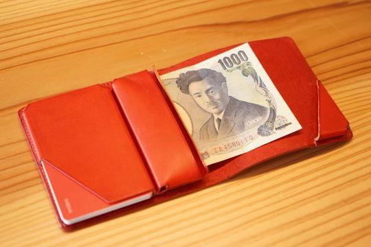 支援額4000萬円突破! 9cm角の小さなお財布「HITOE Fold」を使ってみた   ライフハッカー[日本版]【2020 ...