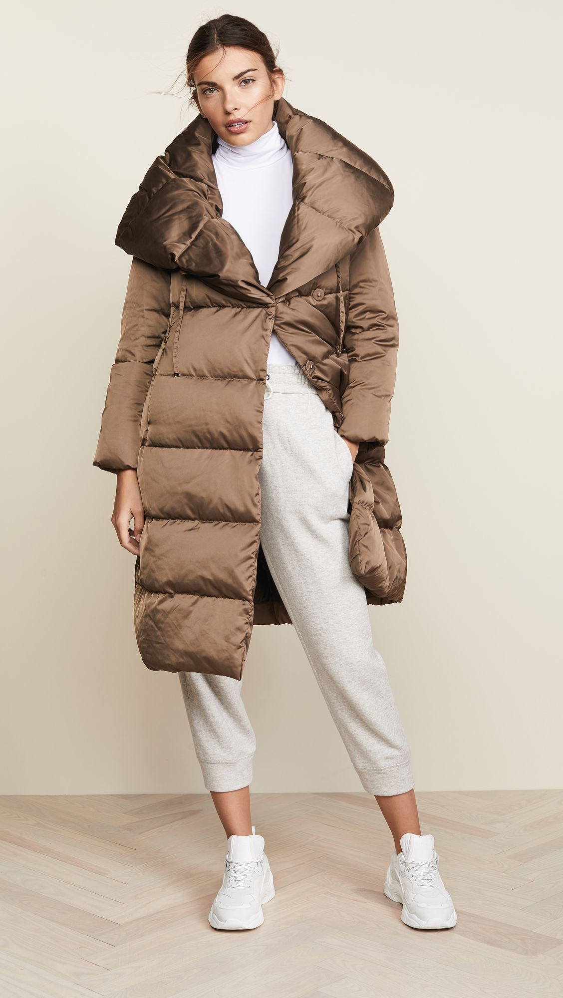 78f05b0e8947 Add Down Long Down Coat