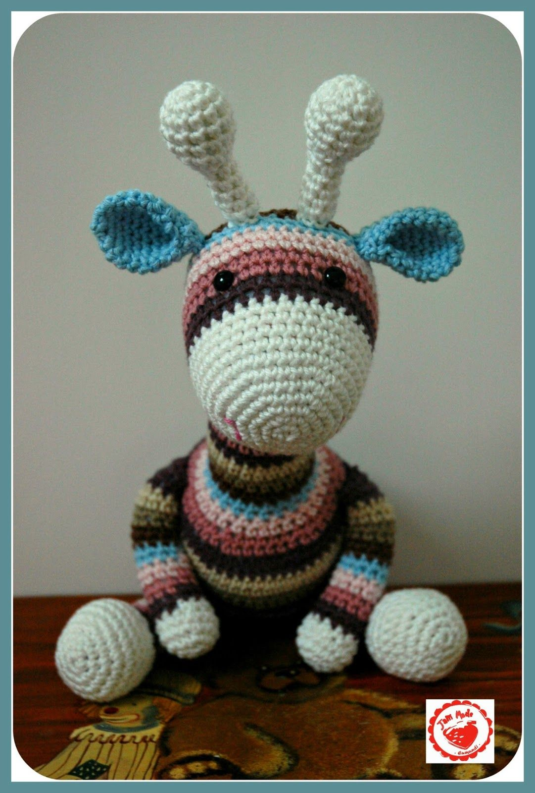 free giraffe crochet patterns   See you there!