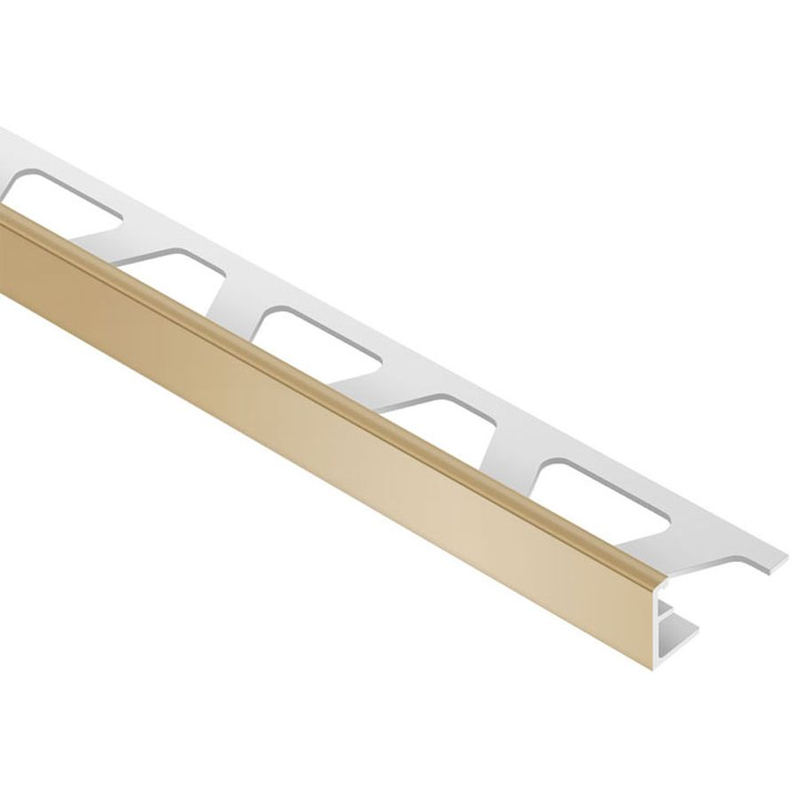 - Schluter Systems Jolly 0.25-In W X 98.5-In L Aluminum Tile Edge