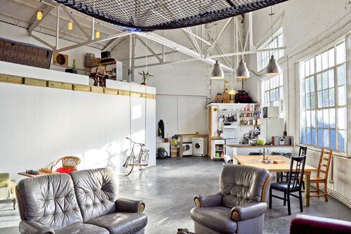Loft Spaces House Inspiration Rent In London