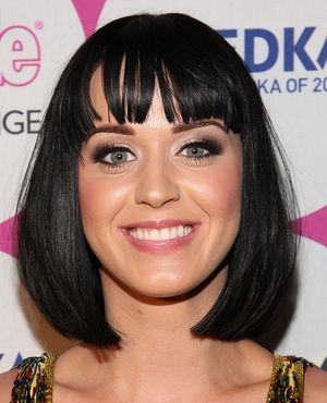 20 Flattering Bob Cuts for Every Face Shape: Katy Perry Gets a Bob