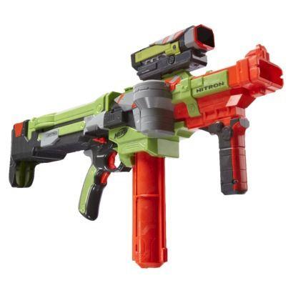 Nerf N-Strike Elite AccuStrike RaptorStrike Dart Gun Target Value Pack with  Bonus