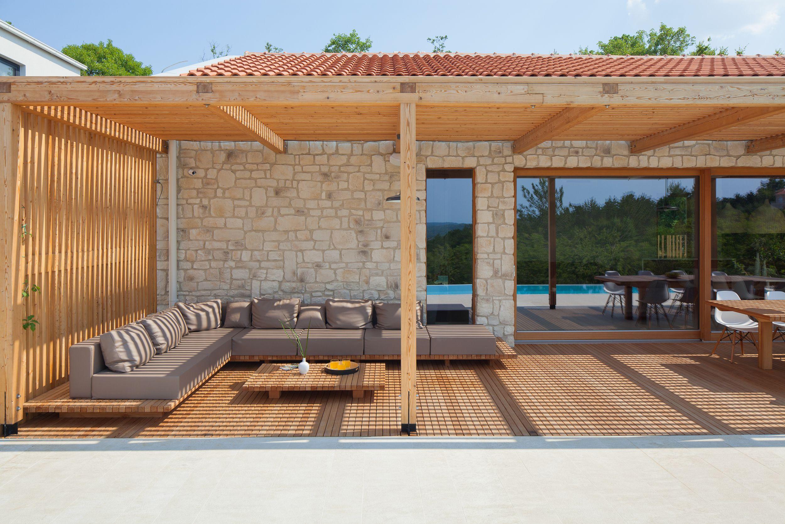 Pin by Adria Villas on Villa Olea on island Krk, Croatia