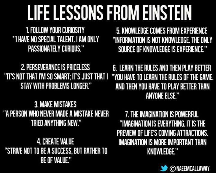 Favorites Quotes About Life Delectable Einstein Quote  Inspirational Quotes  Pinterest  Einstein