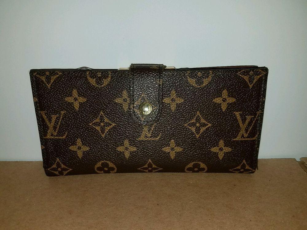 Louis Vuitton Mirror Wallet Code M1794 Ebay Wallets For Women Wallet Ebay