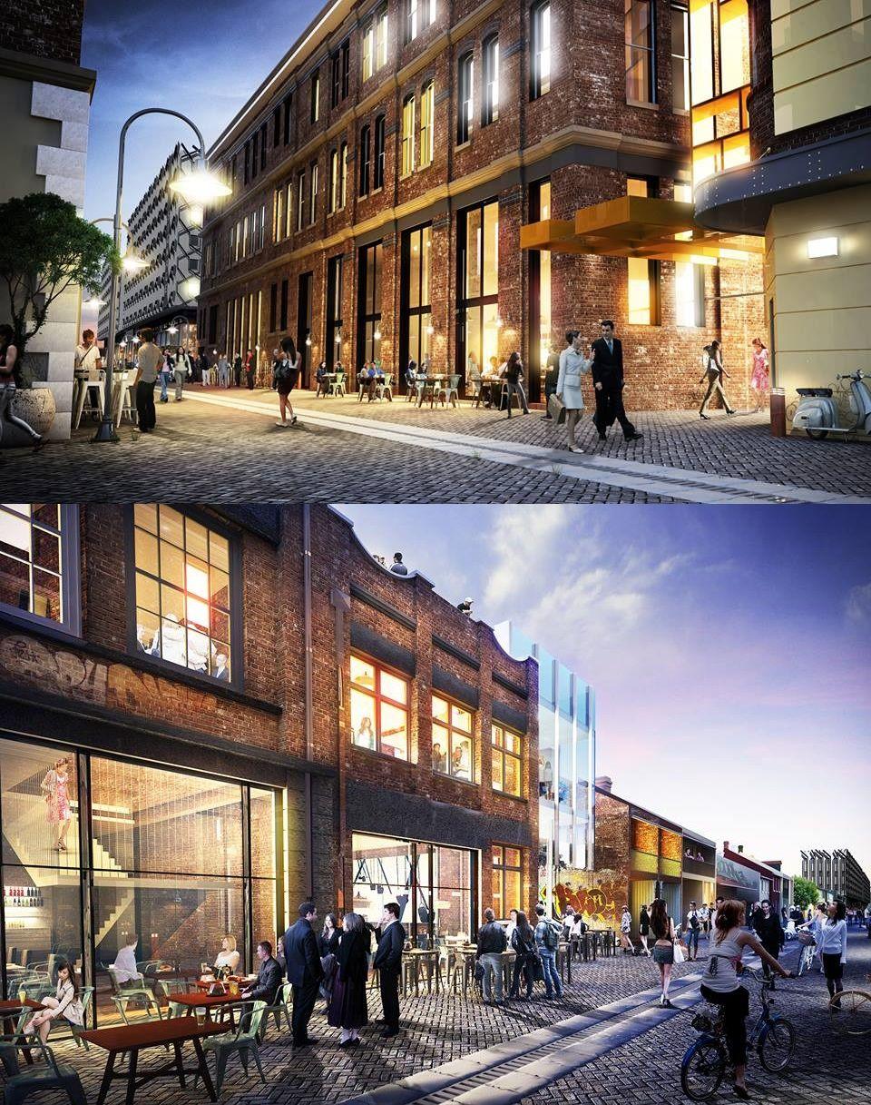 Proposal Kensington Street Redevelopment Central Park