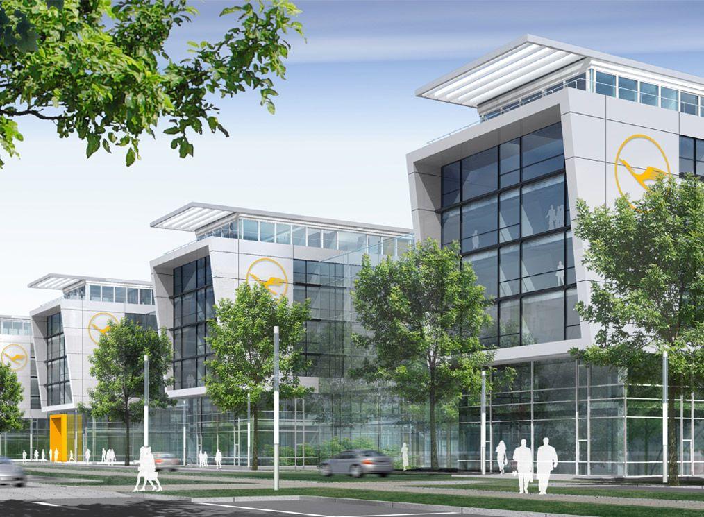 Architekt Köln lufthansa office park kottmair architekt köln architekturbüro