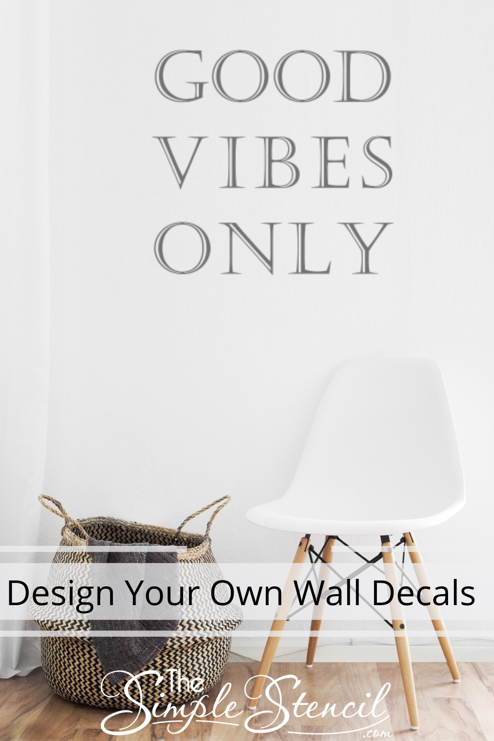 Create Your Own Inspirational Wall Art Decor Easy Install Wall Decals Look Painted On Removable In 2020 Vinyl Wall Lettering Custom Vinyl Wall Decals