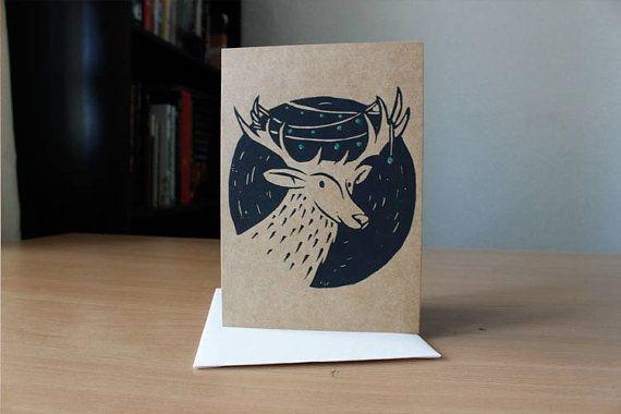 raulgarderes  prints screen printing card design