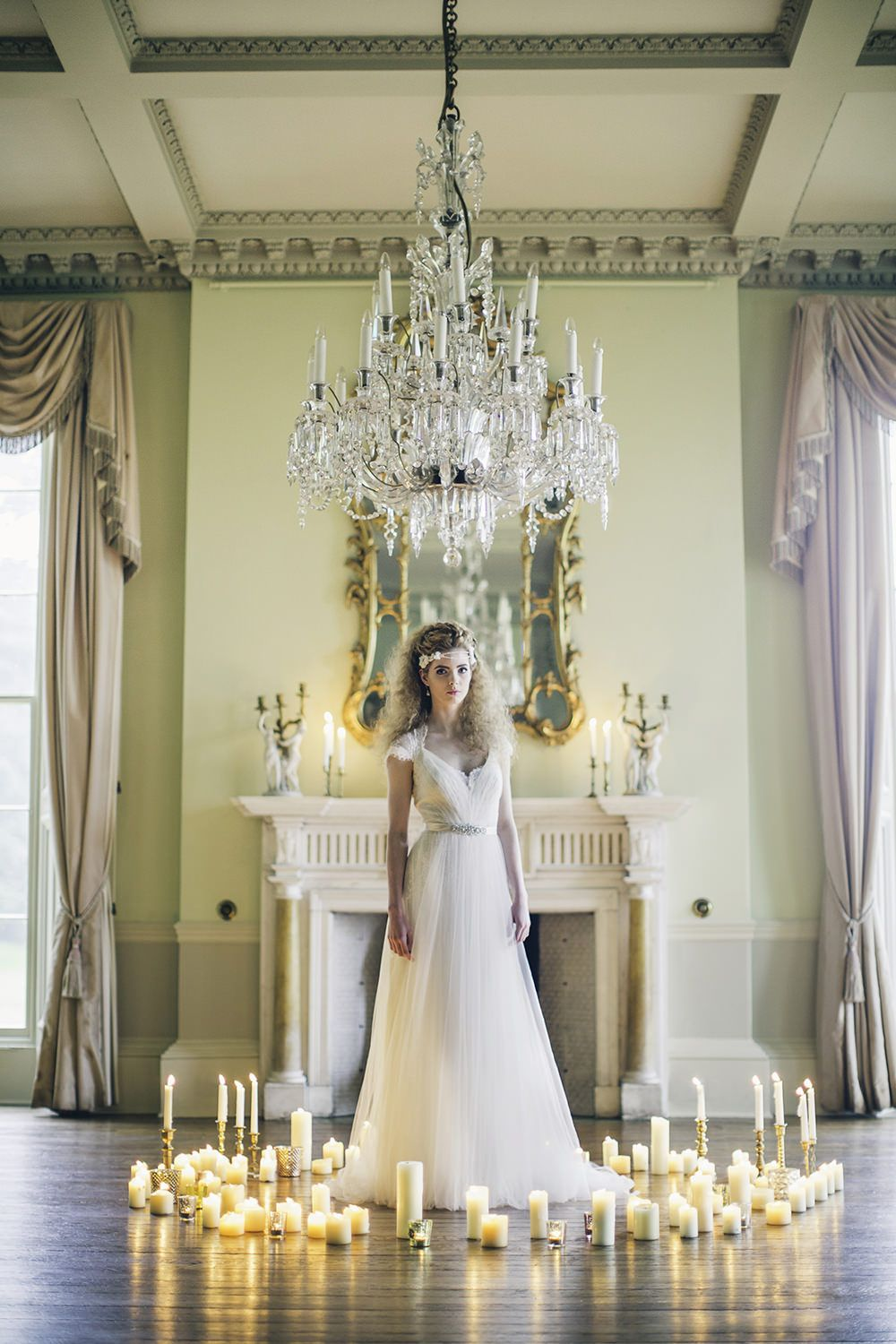Lusan mandongus and eliza jane howell wedding dresses for a bridal lusan mandongus and eliza jane howell wedding dresses for a bridal inspiration shoot at prestwold hall with gowns from the wedding shop nottingham with junglespirit Gallery