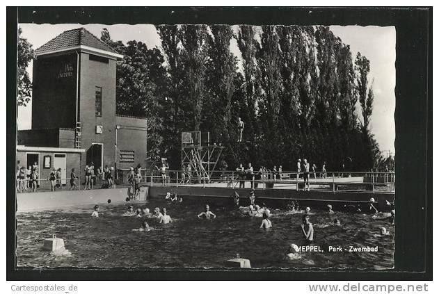 Holland - Meppel - Park Zwembad