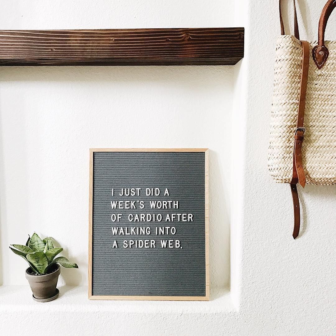 The Writer Grey Message Board Quotes Felt Letters Funny Letters
