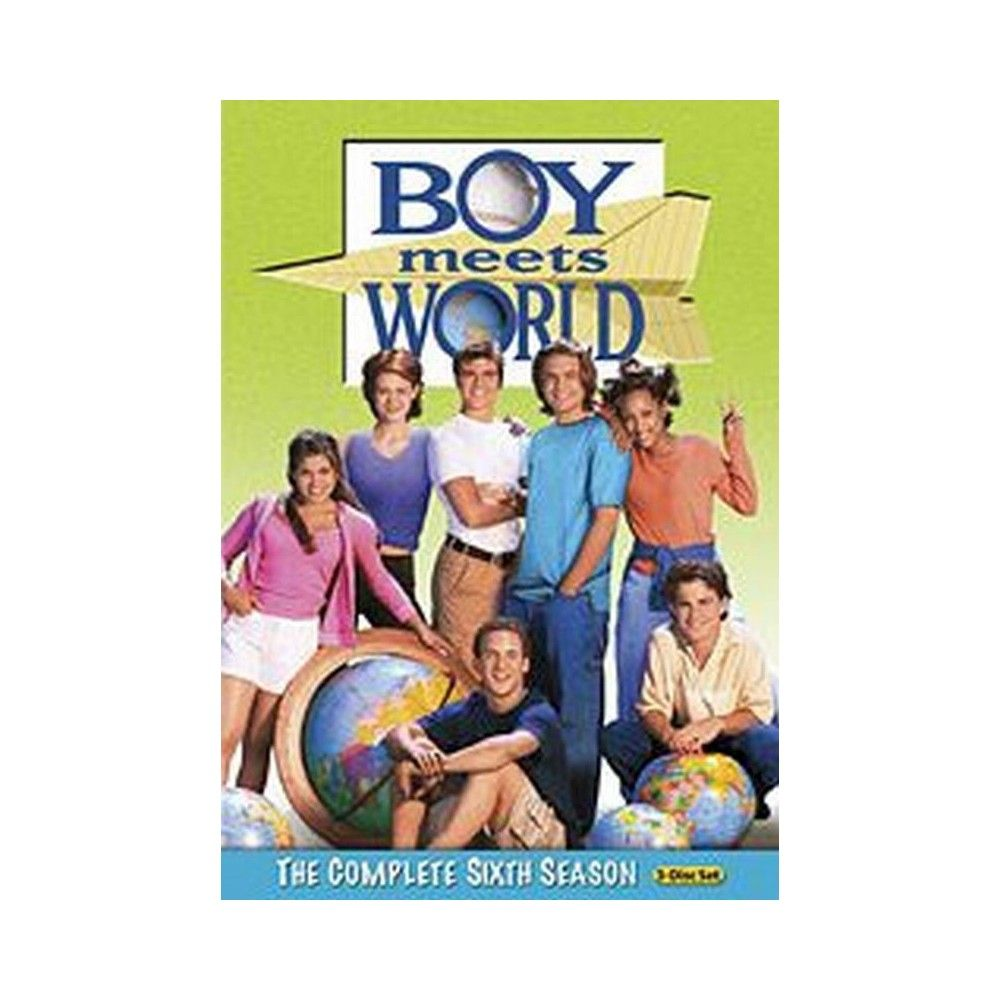 Boy Meets World: The Complete Sixth Season [3 Discs]