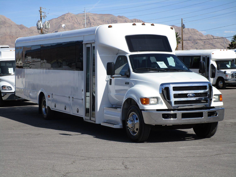 2013 glaval bus concorde ii shuttle bus s95070 las vegas