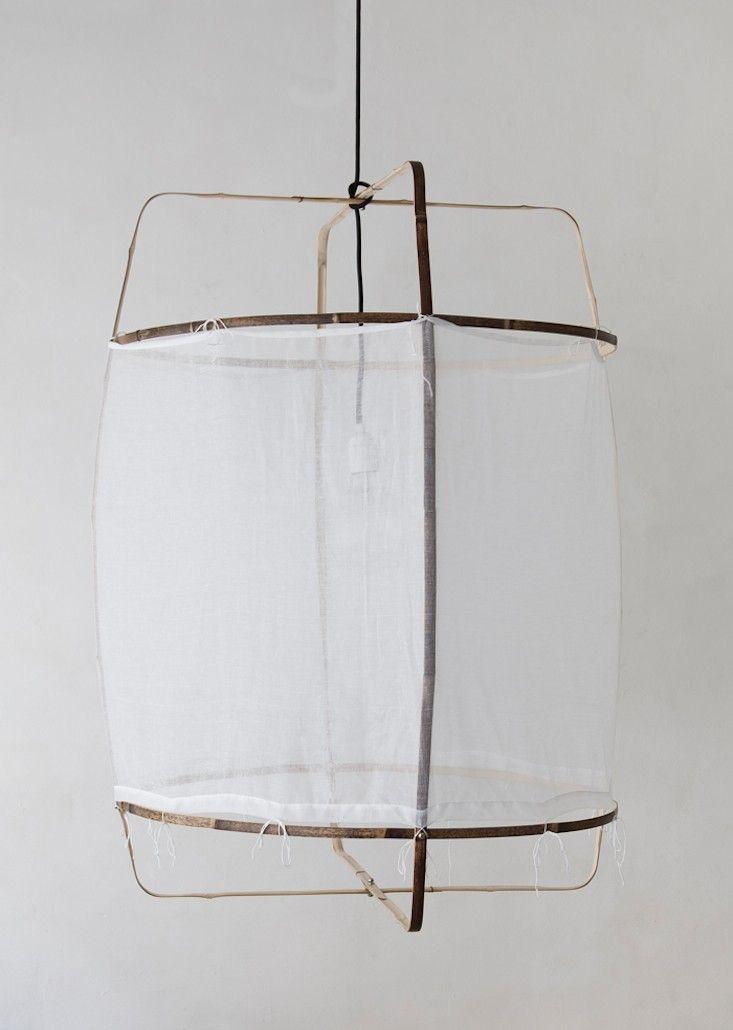 fabric pendant lighting. 10 Easy Pieces: Fabric Pendant Lamps Lighting