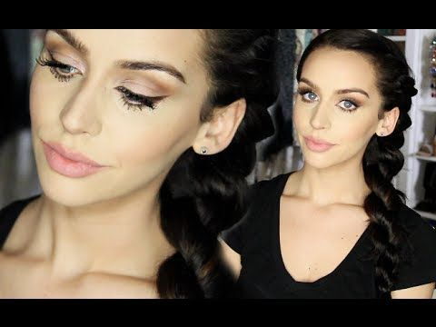 Pin By Jamie K On Makeup Job Interview Makeup Easy Hairstyles Interview Makeup