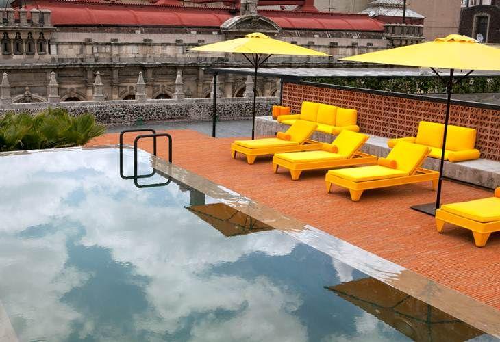 Top 5 Terrazas Del Centro Histórico Mexico Design Summer
