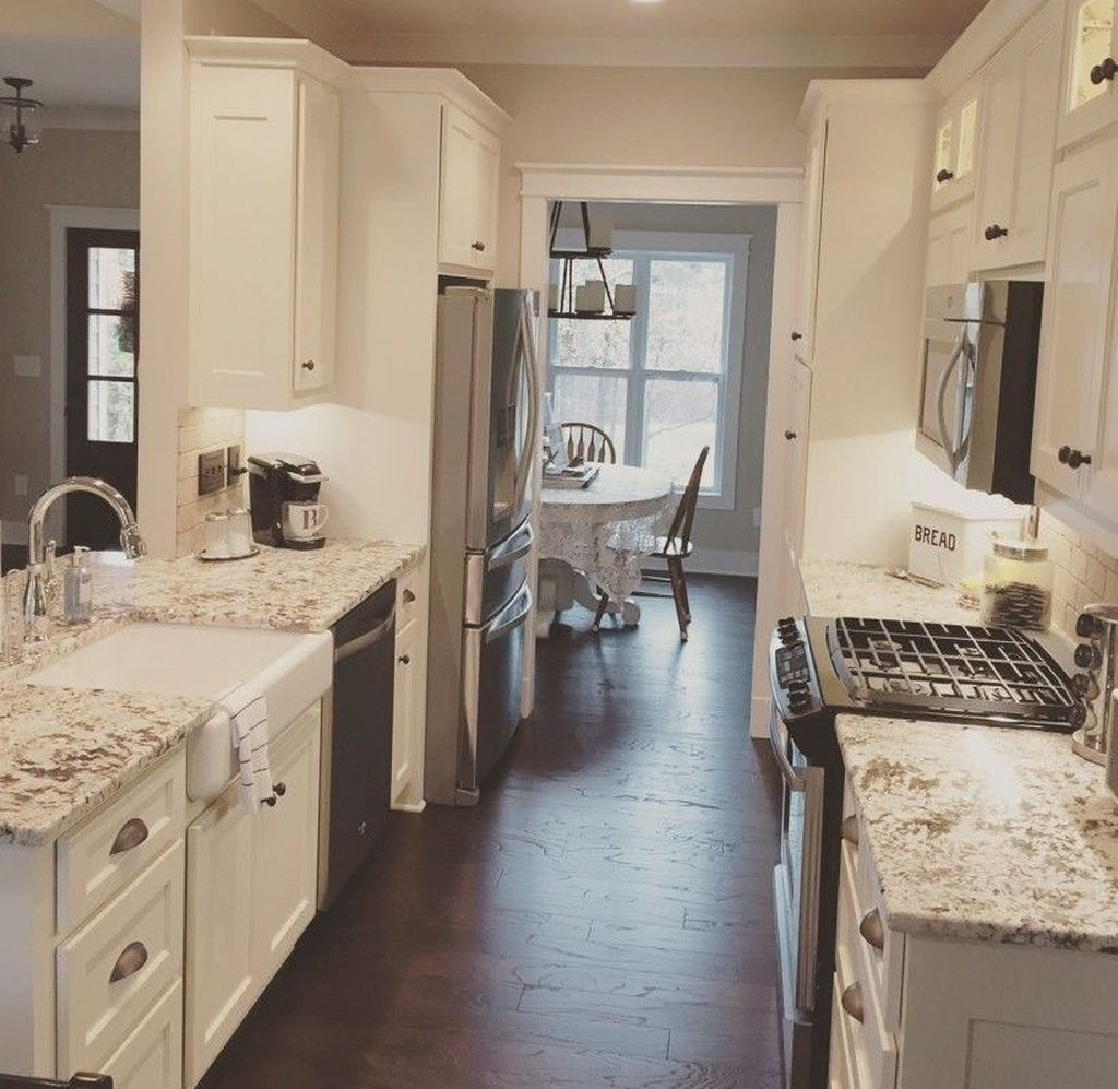 Cool Small Kitchen Design With Island 13 Kitchen Layout Plans Galley Kitchen Design Best Kitchen Layout