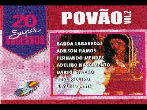 Povão - 20 Super Sucessos Vol 2 - CD Completo