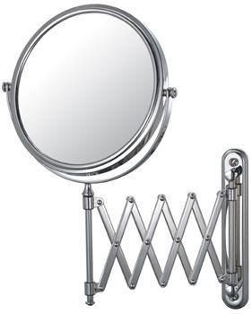 kimball u0026 young 233 series 5x1x reversible pantograph extension wall mount makeup mirror