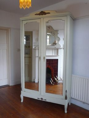 French Armoire Http://www.dazzlevintagefurniture.co.uk