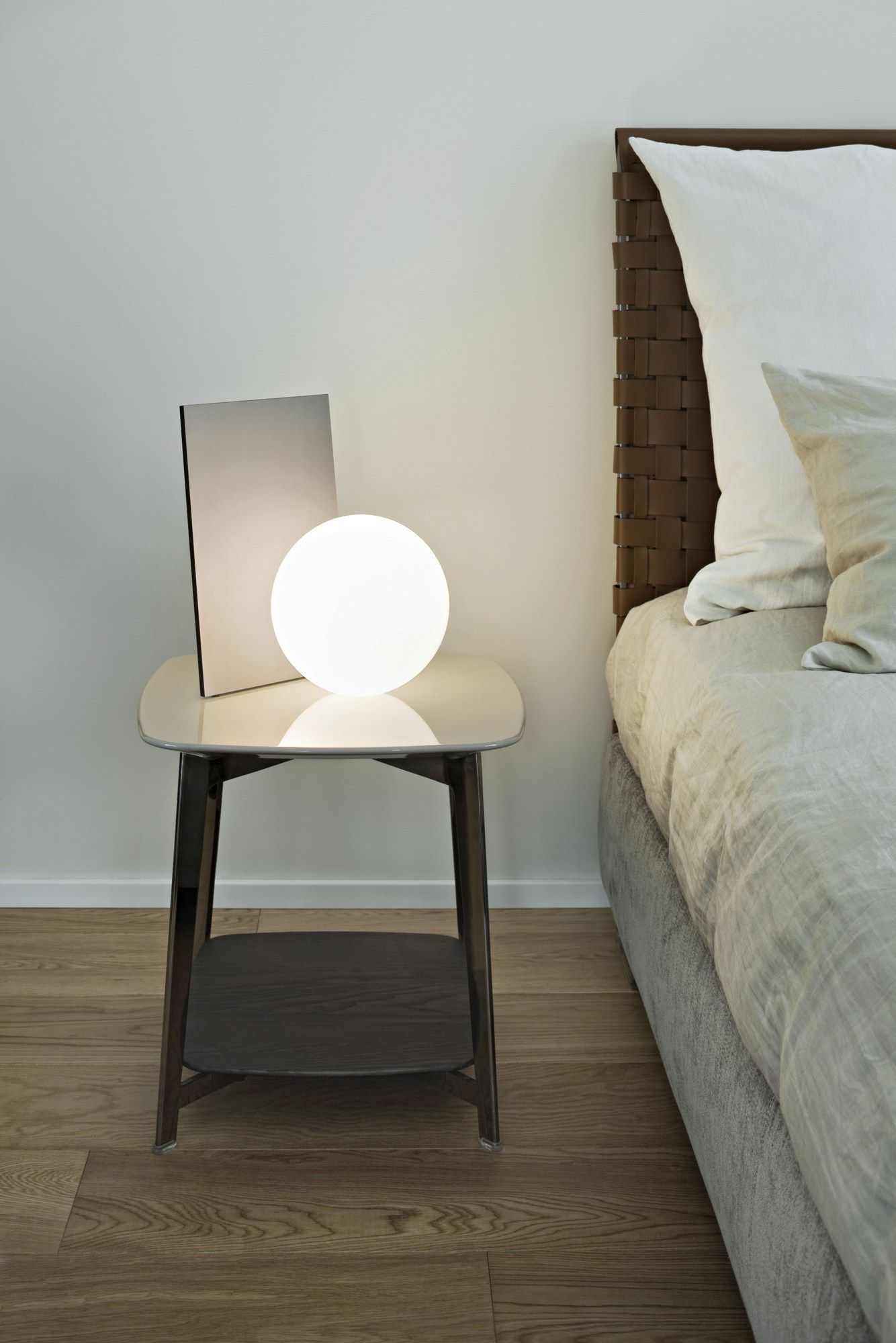 Blown glass table lamps - Led Blown Glass Table Lamp Extra T Flosworldwide