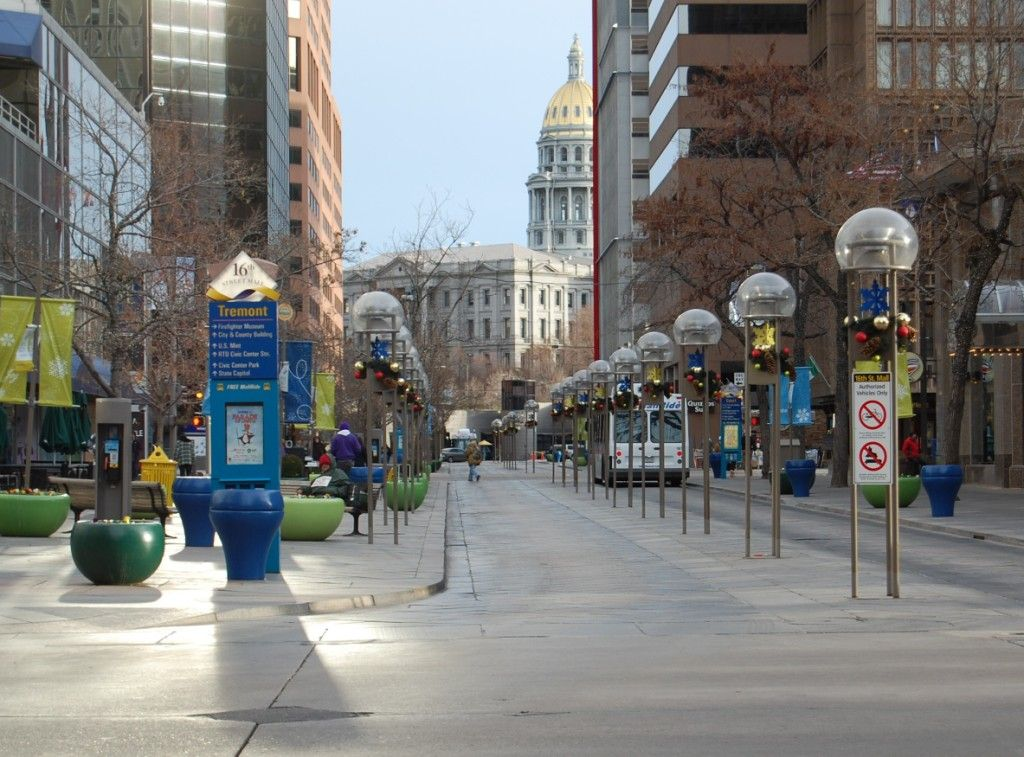 denver 16th street mall - Google Search