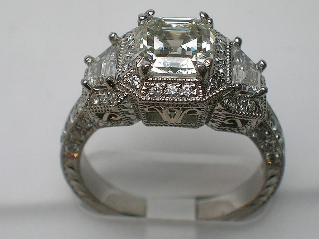 Awesome perfect ideas of vintage wedding ring vintage