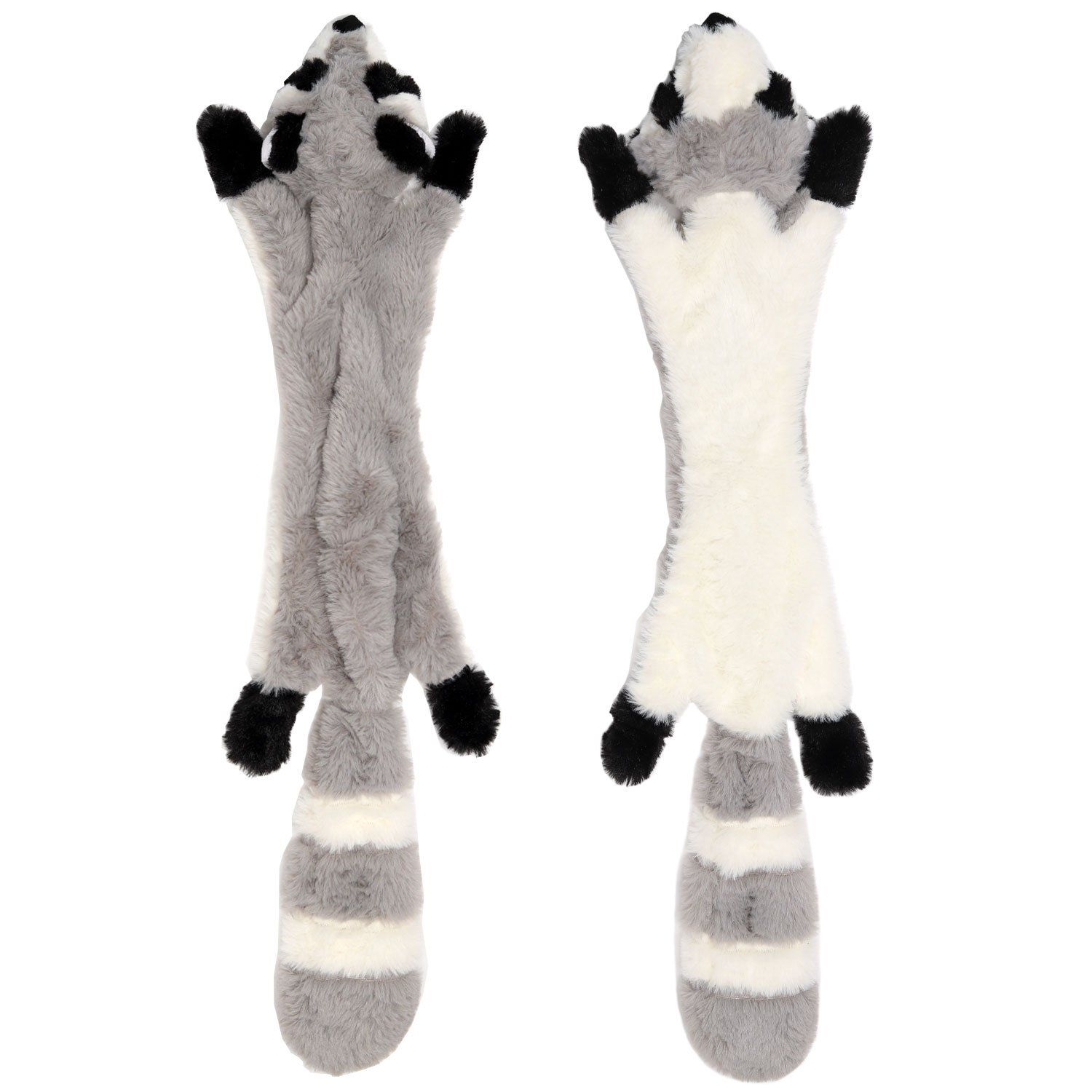 Stuffingless Dog Toys With Squeaker Durable No Stuffing Dog Toys