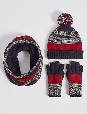 1c54c24c3a58e Kids  Hats   Scarves with Gloves Set