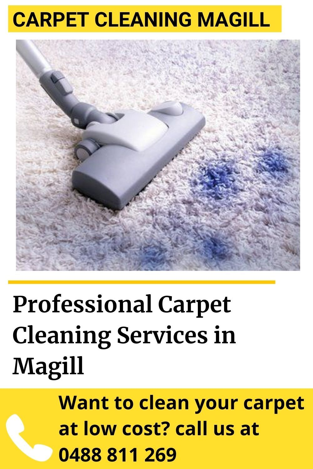 If you are worried about the carpet maintaining? Then just quickly hire are expert and get to know all types of solution related to your carpet. We always give excellent results and services to our clients and also we provide our services at a lower cost. So to get high-end results just contact our professional today at 0488 811 269 #carpetcleaningservice #carpetcleaner #carpetcleaning #cleaningservices #Magill