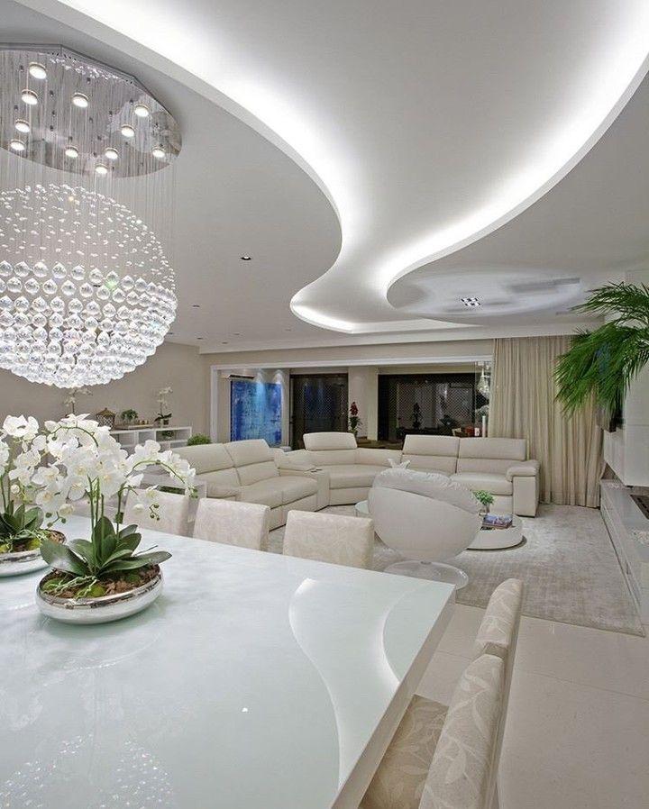 Detalhes apartamento Projeto by Iara Kilaris @_decor4home sala