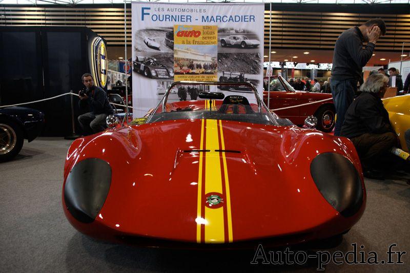 Fournier Marcadier Baquette