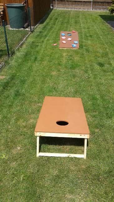 cornhole spiel bauanleitung zum selber bauen heimwerker forum best of 1 2 do projekte. Black Bedroom Furniture Sets. Home Design Ideas