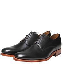 Grenson Toby Eyelet Derby Shoesblack #mens #dress #shoes