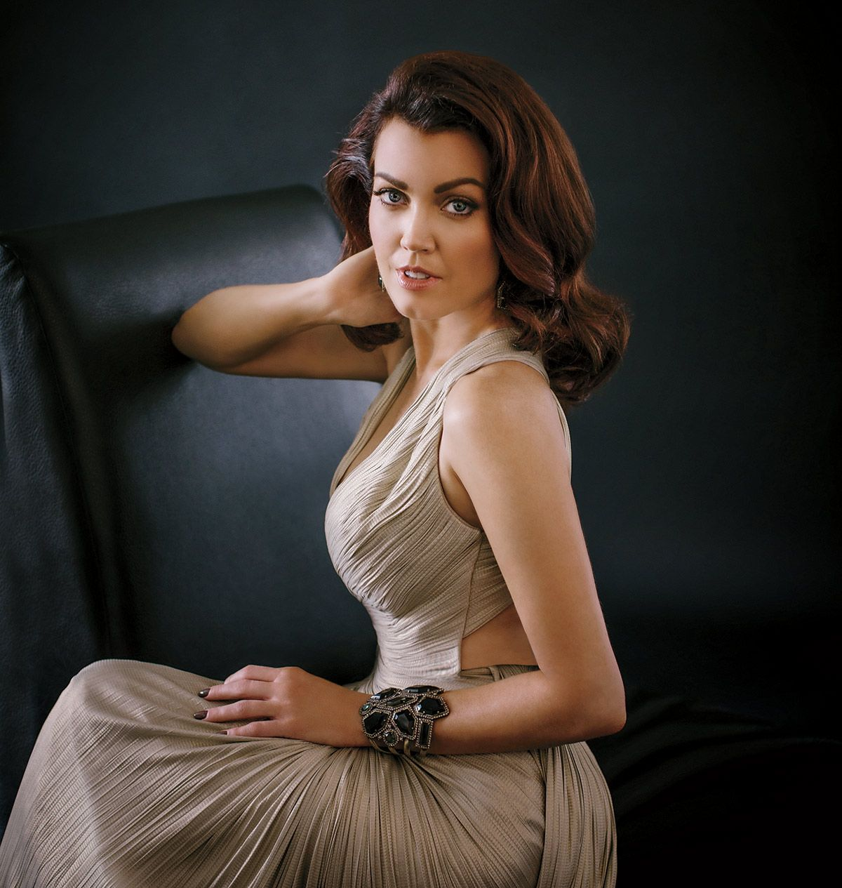 Actress/singer Bellamy Young | Bellamy Young in 2019