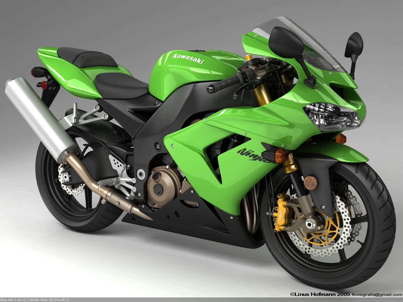 2005 kawasaki ninja zx10r man i miss this bike [ 1600 x 1200 Pixel ]