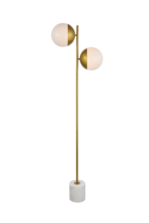 Two Light Floor Lamp Elegant Lighting Tree Floor Lamp Lamp