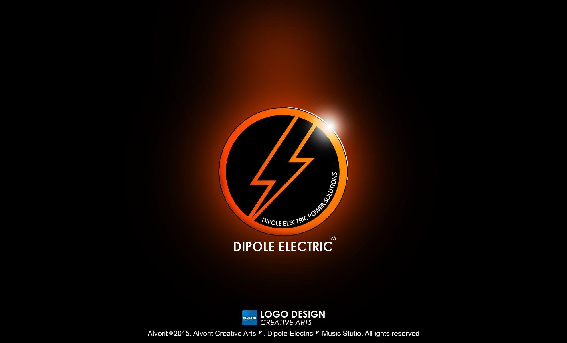 Logo Design Process Dipole Logo Coreldraw Tutorial Creative Arts Logo Design Process Logo Design Coreldraw