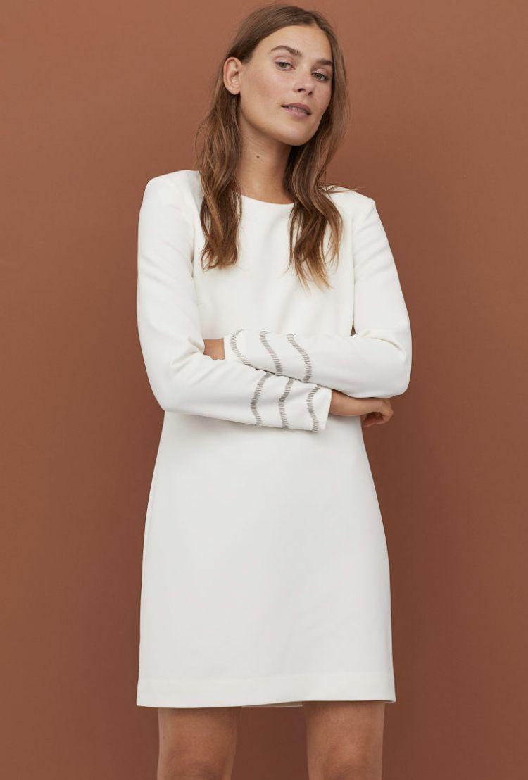 pin von sonja auf le look. | weiße kleider kurz, weiße