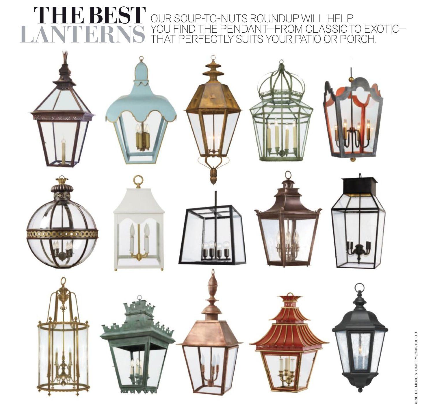 Lanterns Veranda Magazine June 2017