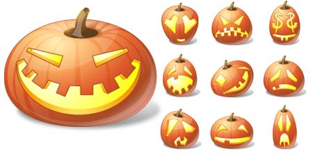 simple pumpkin carving patterns - Bing Images