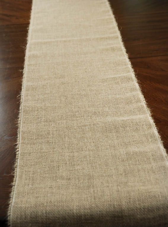 burlap table runner so much cheap burlap fabric jute etc