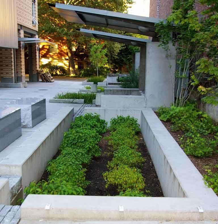Artful Rainwater Design Rainwater Is Not Waste Landscape Architecture Design Rain Garden Stormwater