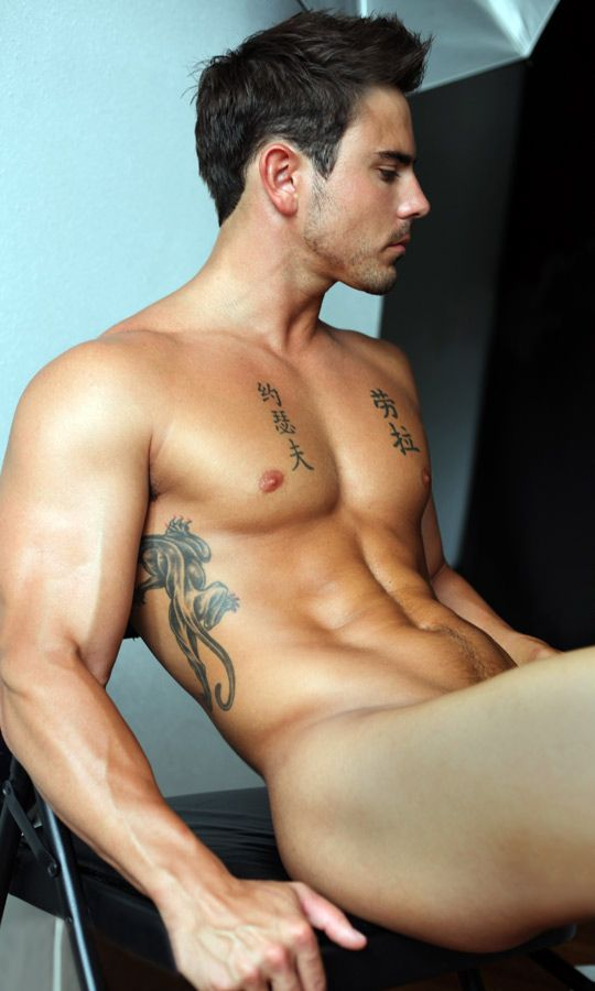 Jacob Z. Flores --- hot as hell!