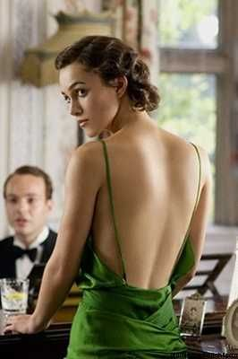 Keira Knightly <3 in Atonement