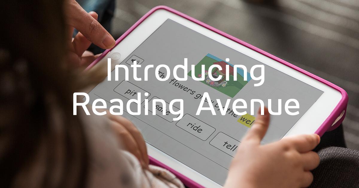 Reading Avenue Curriculum design, Reading, Boardmaker
