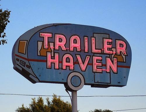Trailer Trash? It's a trailer but ain't nothing trashy about it.